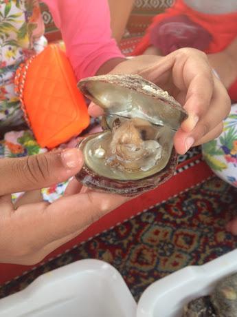 Gyöngyhalászat Abu Dhabi