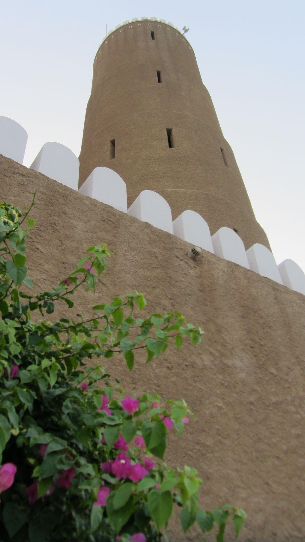 Erőd Muscatban