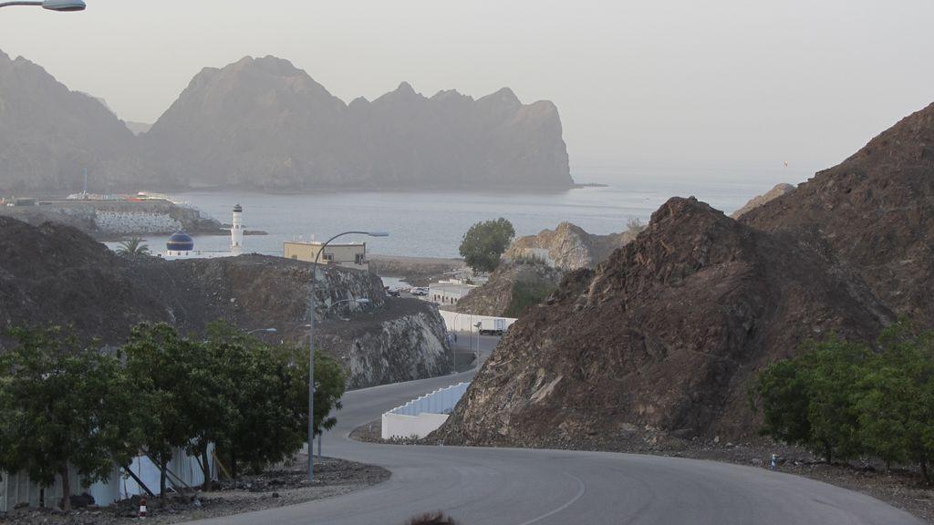 Muscat tengerpart