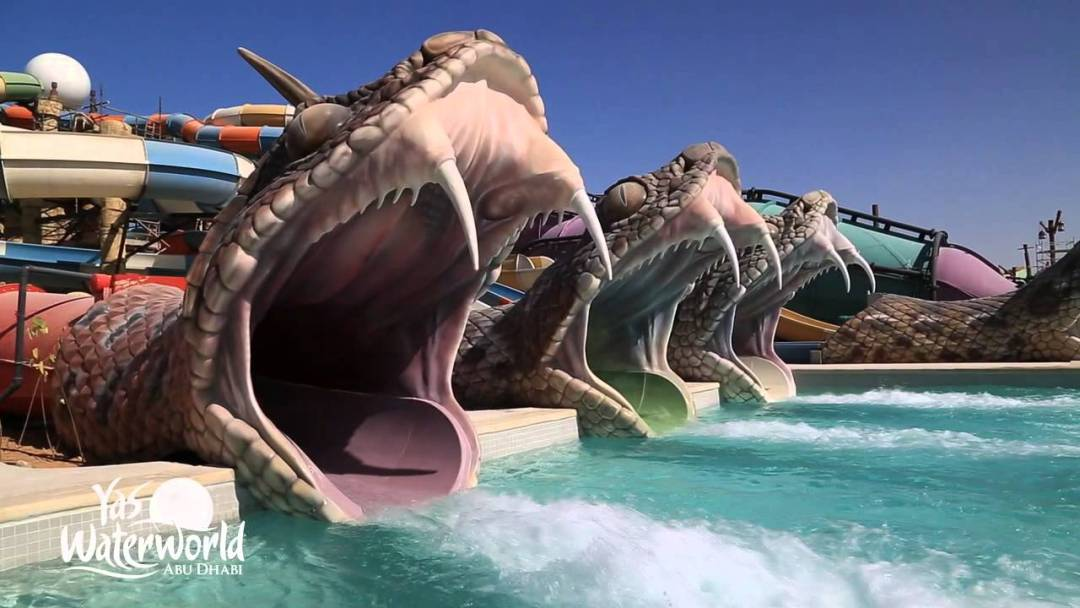 Yas Waterworld Abu Dhabi 6