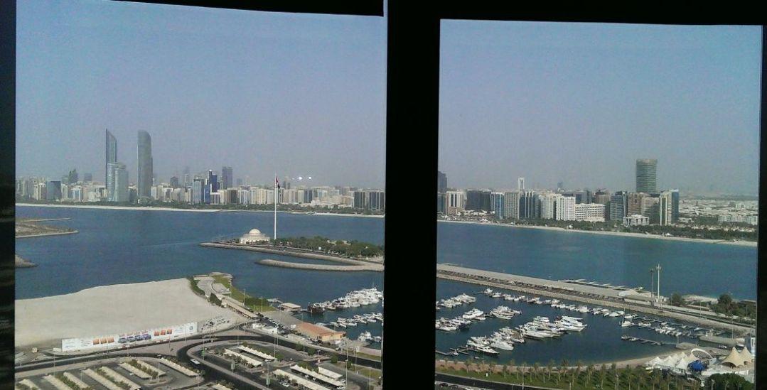 Tiara forgó étterem, Abu Dhabi 3