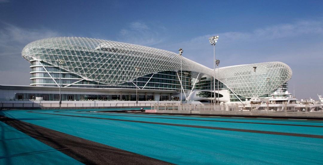 Yas Viceroy Abu Dhabi Hotel 3