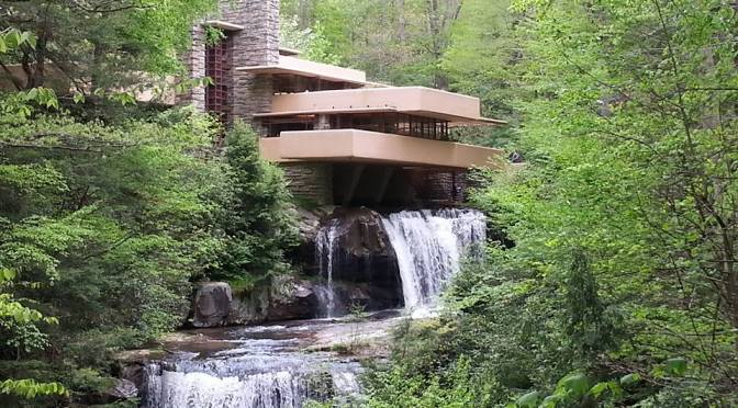 A Trip to Ohiopyle and Fallingwater (Part 1)
