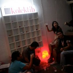 Kolektib Shared Spaces at the Cubao Expo
