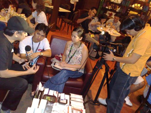 San San interviews Elbert Cuenca about PhilMUG