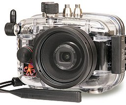 Hands on with the Canon Powershot S95 Underwater