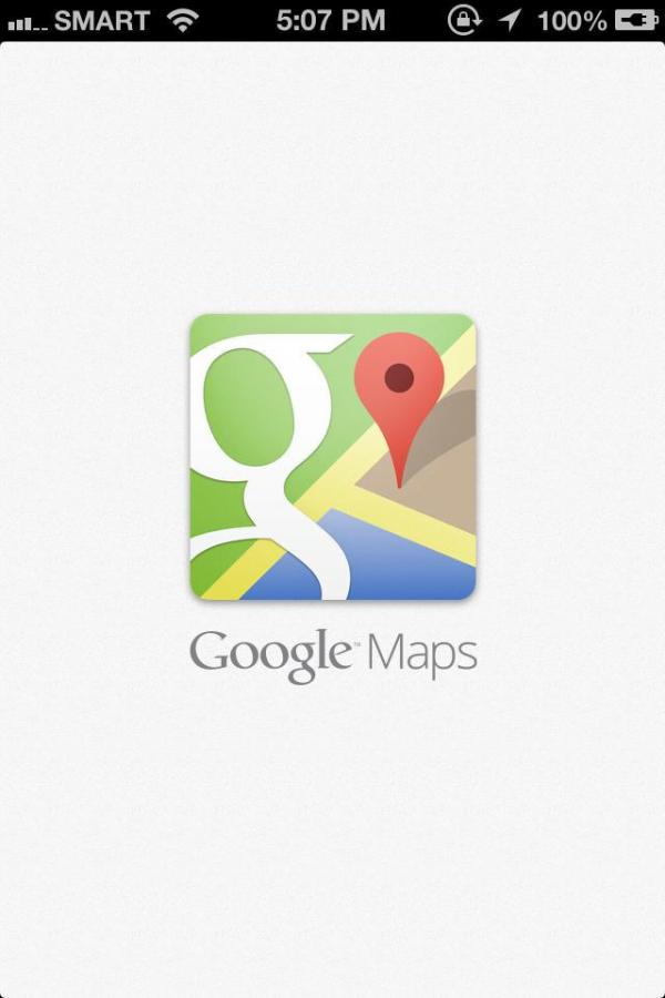 Google releases Google Maps App for iOS