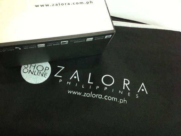 zalora mobile buying