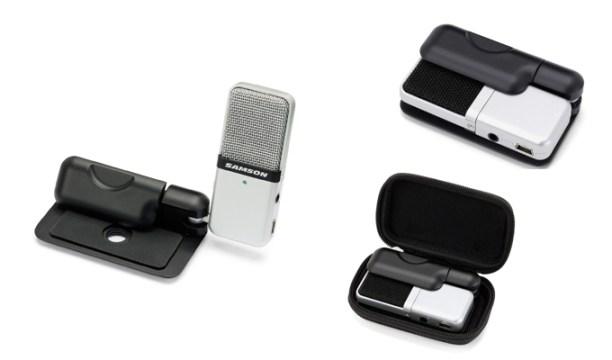 samson microphone audiophile