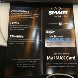 SMART Infinity launches My iMAX Privilege Cards for Infinity subs