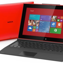 Nokia finally has a tablet in the form of the Lumia 2520, runs Windows RT 8.1