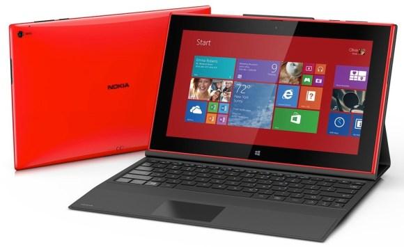 nokia lumia tablet 2520