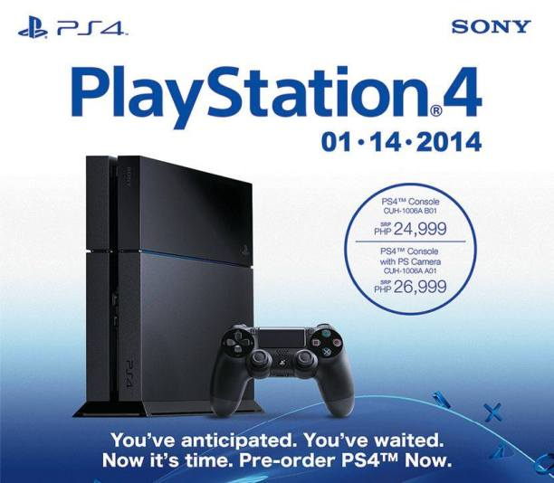 sony playstation 4 philippines