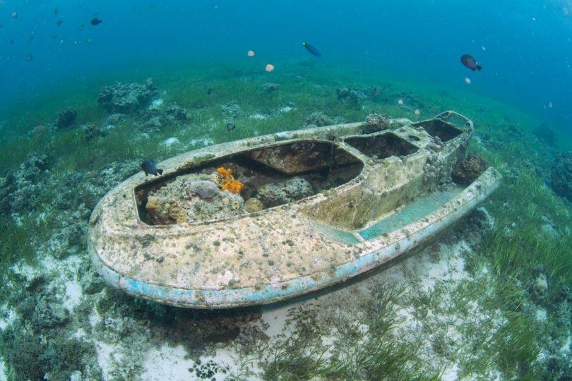 tambuli cebu wreck boat