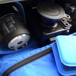 Crumpler Cobram Outpost: Efficient compact camera storage for underwater photograhy