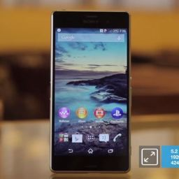 Sony XPERIA Z3 Video Review by Manila Bulletin