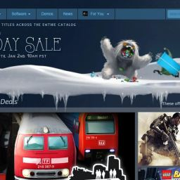 The Steam 2014 Holiday Sale (The Haul Thus Far…)