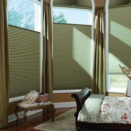 Motorized Blinds: geeking out your home