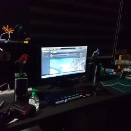 My NVIDIA Zotac 1060 Gaming Desktop Setup