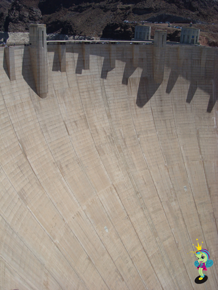 Face of the dam, I really wanna see someone skateboard this!