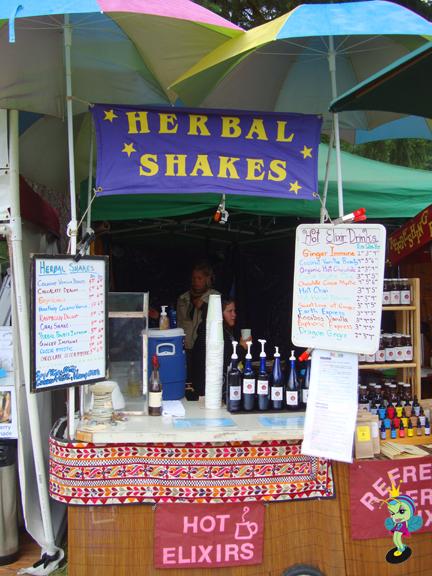 Herbal Shakes & Hot Elixers