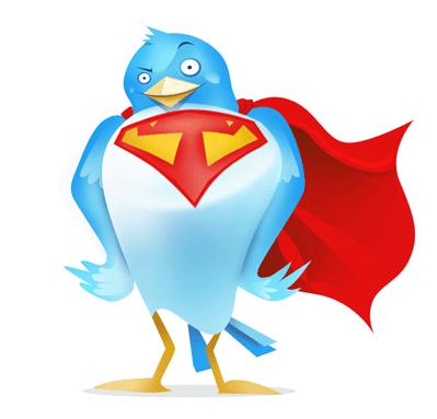 أشهر المغردون في Twitter