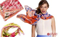Spring Scarves Are in Bloom: Vera Neumann for Target