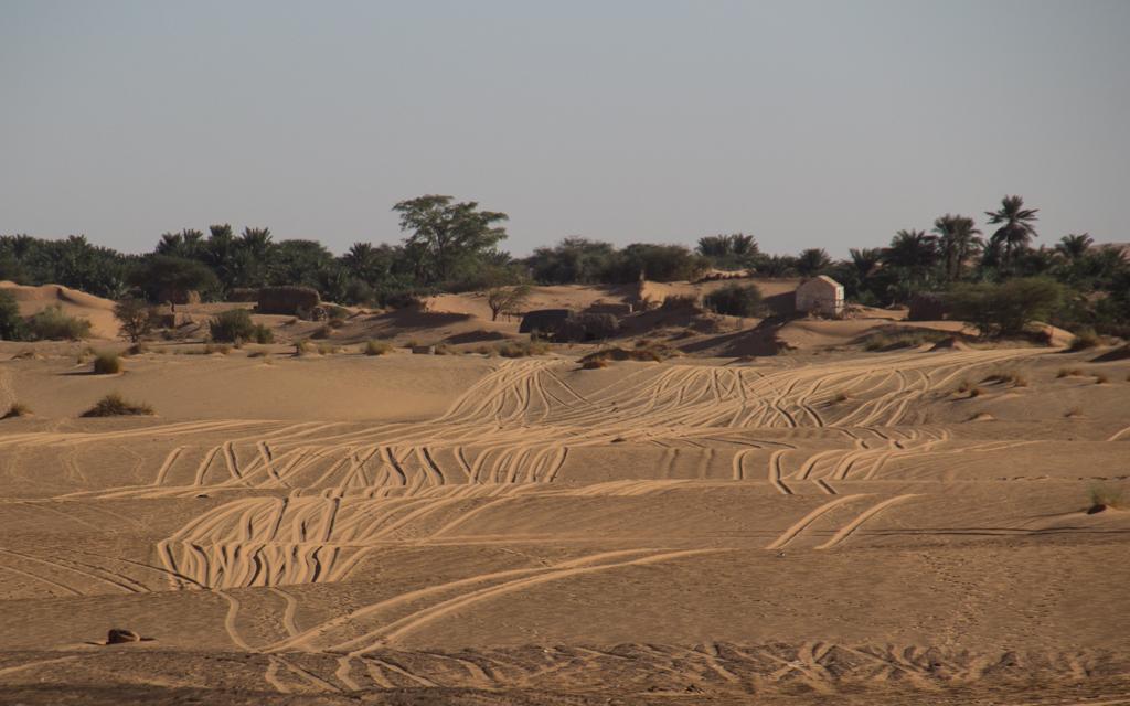 Paris-Dakar; rechtshouden in de woestijn