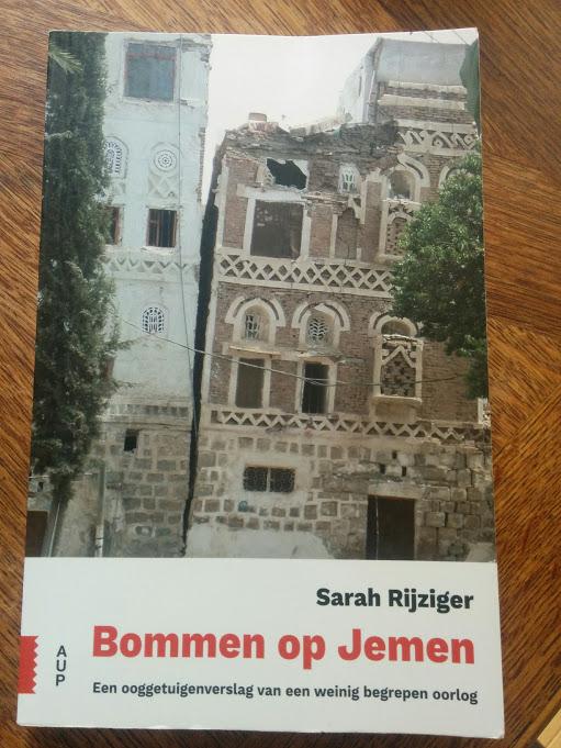 Boekrecensie: Bommen op Jemen, een ooggetuigenverslag van een weinig begrepen oorlog