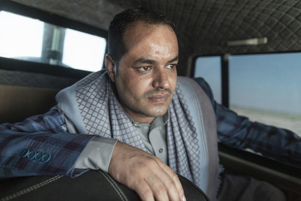 Journalisten in Jemenitische kerkers; van pagina 19 naar de voorpagina
