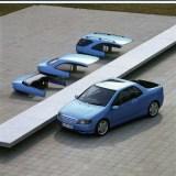 سيارة متعددة الاسقف