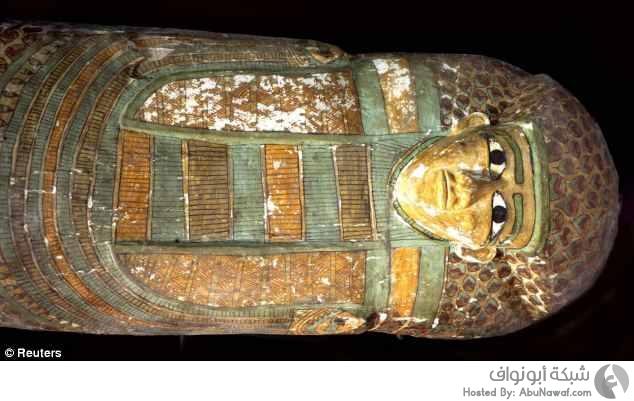 إكتشاف مقبرة فرعونية بعمر 3600 عام في مصر