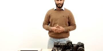 حزام الكاميرا وكيفية استعماله