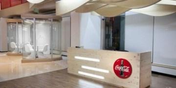 مكاتب شركة كوكاكولا في كولومبيا