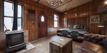 فندق يدمج الأسلوب الحضاري مع أسلوب رعاة البقر