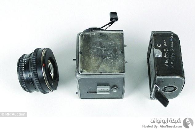 كاميرا هاسيلبلاد التقطت أول صور للأرض