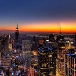 New York Cityسماء نيويورك