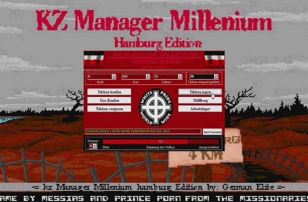 لعبة KZ Manager