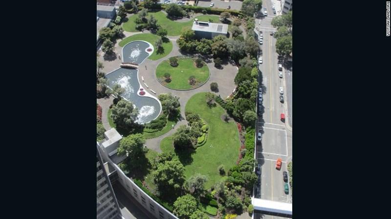 حديقة Kaiser Roof Garden
