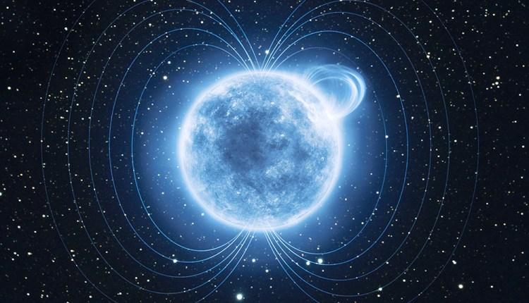 النجم المغناطيسي
