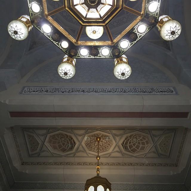 المسجد الحرام من الداخل
