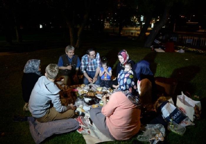 أجواء رمضان في تركيا4