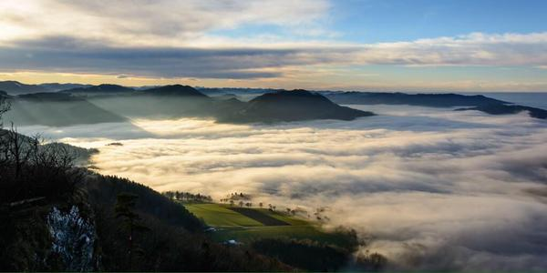 وادي الضباب في النمسا