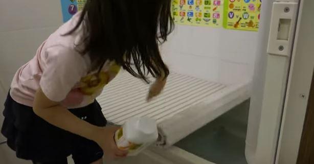 الحمامات اليابانية