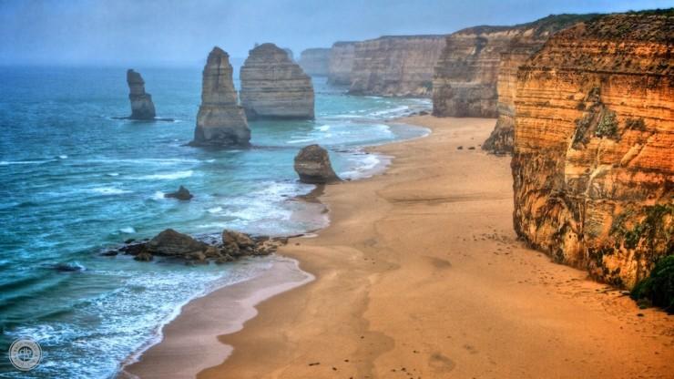 صخور الرسل الاثني عشر