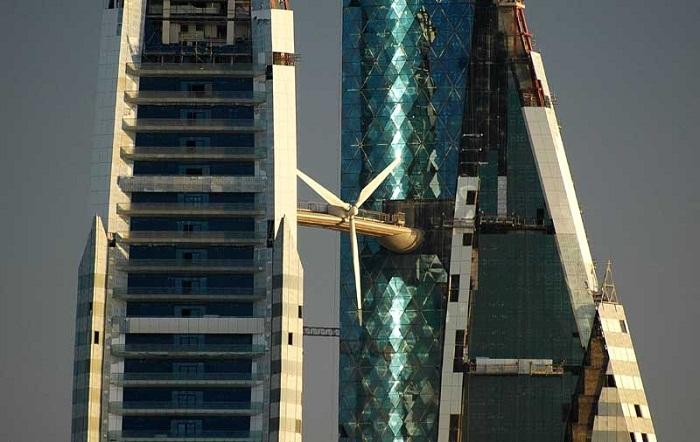 مركز البحرين