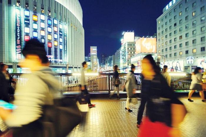 أوساكا اليابانية