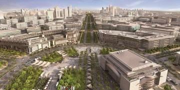 مخطط الحي الإماراتي