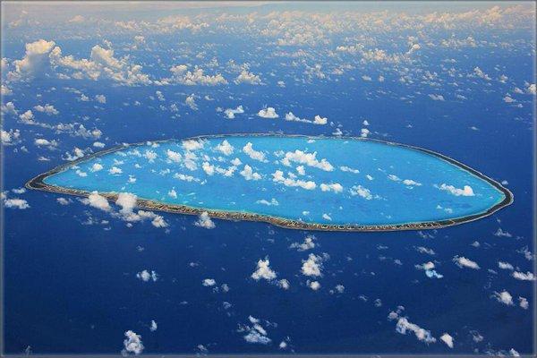 جزيرة مرجانية