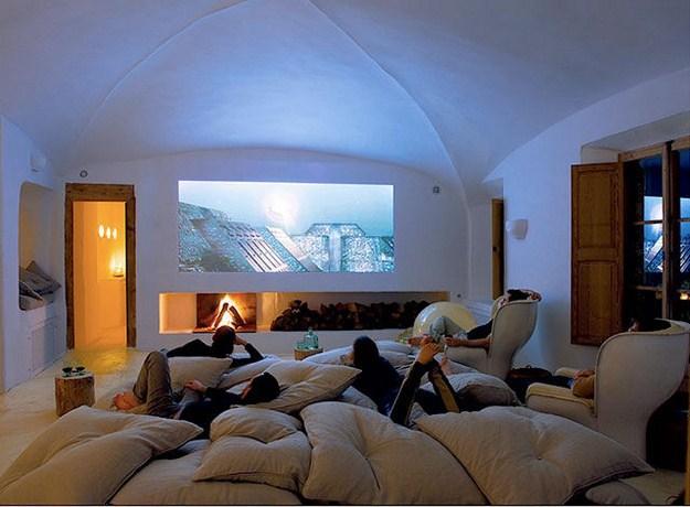 غرف سينمائية